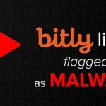 Bitly links flagged as Malware.