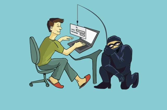 Internet hacks: Phishing and spearphishing explained