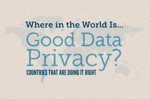 Which countries have the best internet privacy laws?