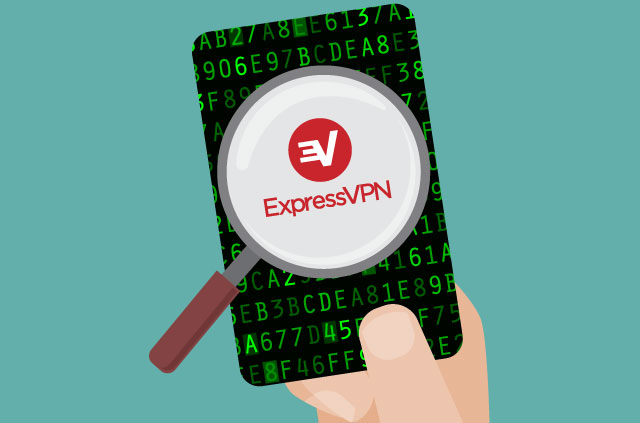 ExpressVPN username and password authentication.