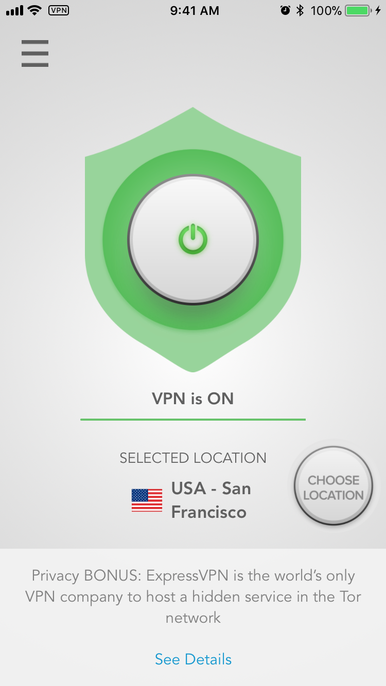 Switch VPN connection while connected