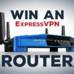 Win an ExpressVPN router!