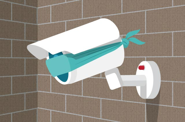 How to avoid CCTV cameras