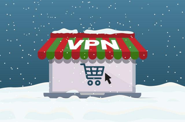 A VPN for cheaper online shopping
