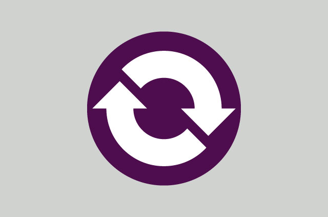 The OnionShare logo