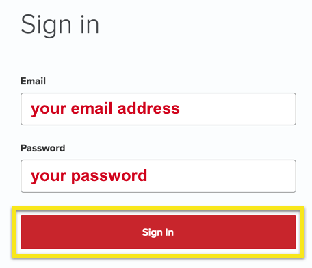 sign in to your expressvpn account