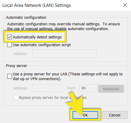 automatically-detect-settings