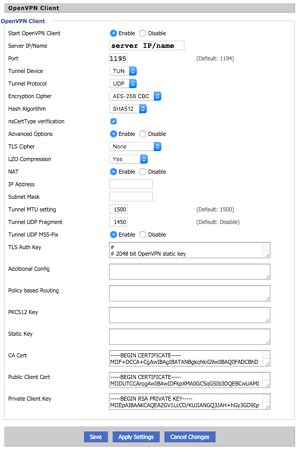 (Optional) Allowing Access to the Internet