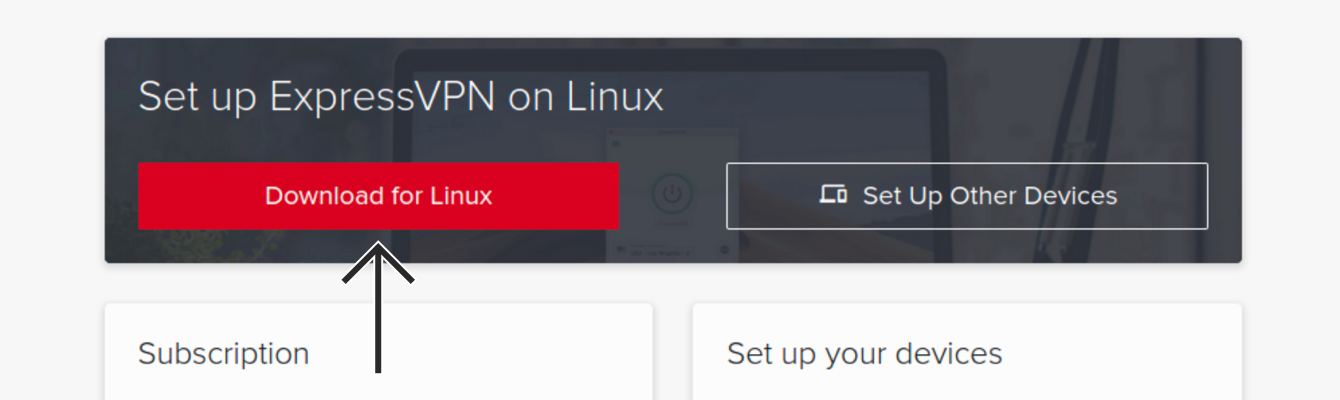 """Click """"Download for Linux."""""""