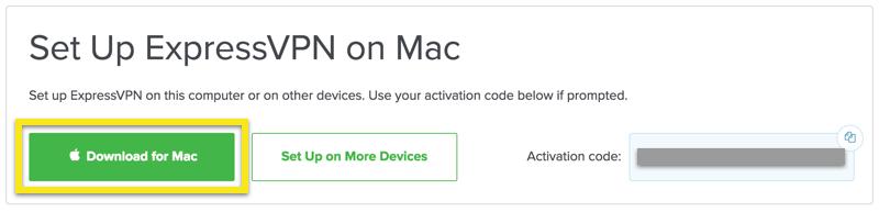 download expressvpn mac