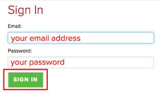 log in to expressvpn.com